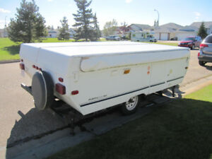 Tent trailer from Fleetwood