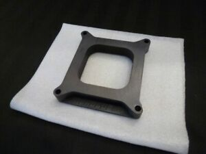 "Carburetor Spacer (1"" Tall Holley 4150/4160) - Moroso ***MINT***"