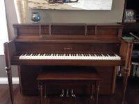 Yamaha Apartment Size Piano