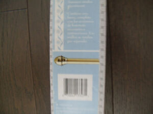 Newell Rod for Window Covering