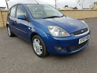 LOW MILEAGE FORD FIESTA Ghia, 1 FORMER KEEPER, FULL LEATHER