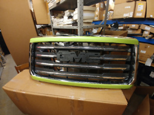 Grille gmc