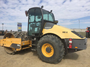 2012 Volvo SD116DX 84 inch Compactor (Smooth & Sheep foot)