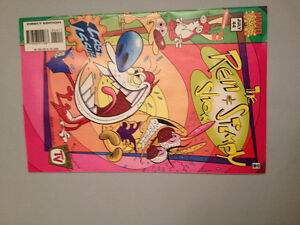 Ren and Stimpy volume 1  #44 -mint or near mint - last in series
