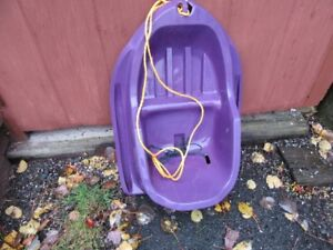 BABY SLEDS - PLASTIC / WOODEN - REDUCED!!!!