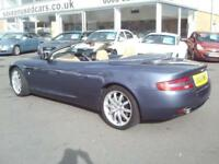 2005 Aston Martin DB9 V12 2dr Touchtronic Auto 2 door Convertible
