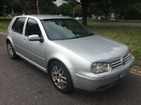 2002 Volkswagen Golf 1.9TDI PD 6sp GTTDI Long Mot Diesel Bargain