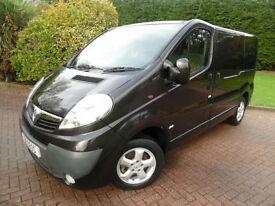 2012/62 Vauxhall Vivaro 2700 SPORTIVE 2.0 CDTi SWB ELEC/PACK AND AIR/CON