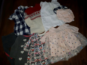 6 month dress lot