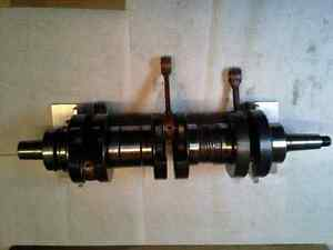 Polaris XLT crankshaft