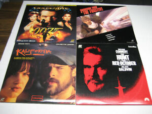 Laserdisc Movie Titles