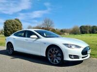 2014 Tesla Model S E 85 CVT 5dr Saloon Electric Automatic