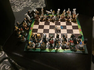 Asterix and Obelix Chess Game Kingston Kingston Area image 3