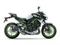 Kawasaki 2021 Z900 Super naked machine choice of colours £9149