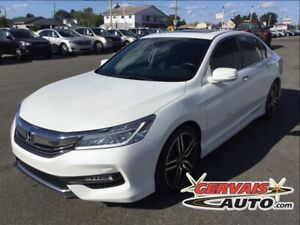 Honda Accord Touring GPS Cuir Toit Ouvrant MAGS Bluetooth 2016