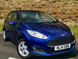 image for Ford Fiesta 1.0 ( 100ps ) EcoBoost ( s/s ) eco boost Zetec