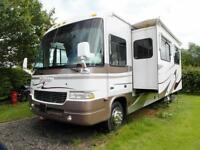 Landau 3425DS - 6 Berth American RV - 2003 - 2 Slide Outs - 10 Seatbelts