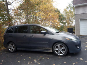 FULLY LOADED09 Mazda 5 GT LOADED Minivan