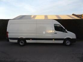 Volkswagen Crafter CR35 2.5 LWB HIGH ROOF