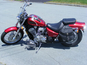 2006 Honda Shadow VT600C