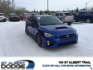 2016 Subaru WRX Sport-tech Package  | HEATED LEATHER | BACK CAM