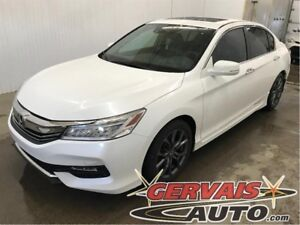 Honda Accord Touring GPS Cuir Toit Ouvrant MAGS 2017