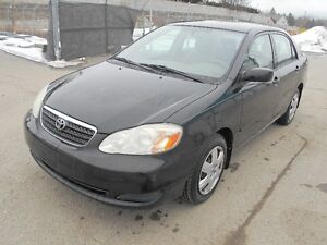 2005 Toyota Corolla Auto Only 81000KM Great Deal Low KMS