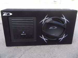 Vehicle Subwoofer