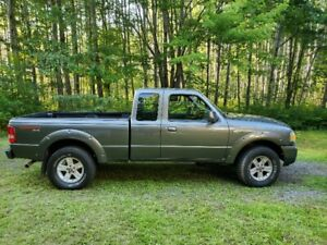 2006 FORD RANGER SPORT 4X4 NEW MVI