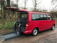 2004 Volkswagen Transporter 1.9TDI PD 85PS WHEELCHAIR ACCESSIBLE VEHICLE 5 do...