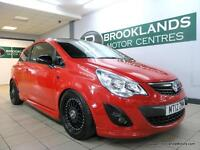 Vauxhall Corsa 1.2I VVT A/C LIMITED EDITION [BBS ALLOYS and BLACK ROOF]