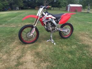 2008 HONDA CRF250R FOR SALE!!!