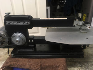 Excalibur II Scroll Saw For sale