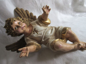 Vintage collectible angel - extremely rare and beautiful