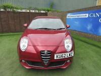 2012 Alfa Romeo Mito 1.4 16v Sprint 3dr