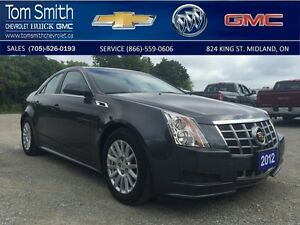 2012 Cadillac CTS LUXURY   - Low Mileage