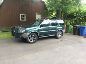 2002 Nissan Xterra Supercharged SUV, Crossover