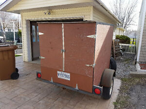 remorque / trailer
