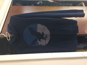 Men's under armour and bench hoodies