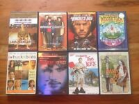 Variety of different movies