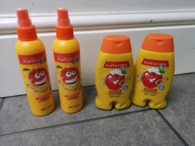Brand new - Kids shampoo and conditioner