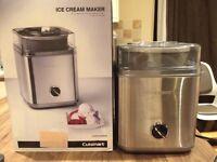 Cuisine the ICE30 Cream Maker - Silver