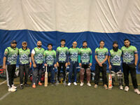 Don't wait to join Ontario's Biggest Winter Cricket League