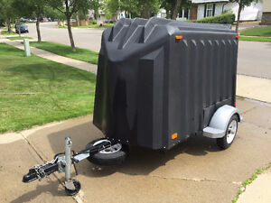 Yuppy Wagon small utility trailer