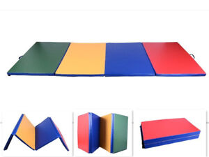 Gym Exercise Mat Aerobics 10'×4'×2'' Yoga Sport / Gymnastic mat