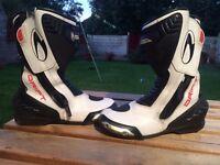 Richa drift boots £30