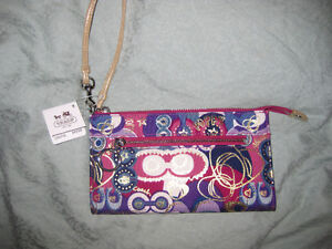 AUTHENTIC Coach wallet bought from boutique! NEW