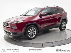 2014 Jeep Cherokee Limited | TOIT PANO*LIMITED*
