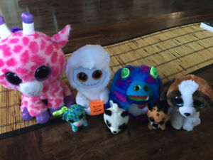 Beanie Boo's for Sale - $20 FIRM