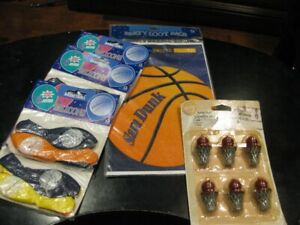 NEW Sports Basketball Party/Birthday Supplies